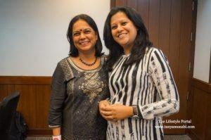 With Chanda Rajat Sahu, Founder of Wiz Kids International