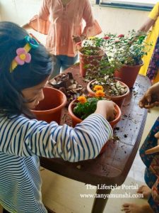 Introducing gardening in schools is the need of the hour.