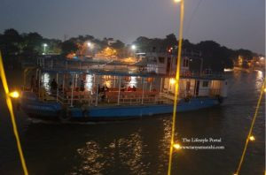 The sights & sounds from the Hoogly River Cruise. Photo Credit: Tanya Munshi