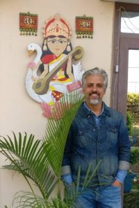 Amit Suri, Author of the WOW - A TO Z Project