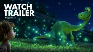 The Good Dinosaur. Photo source: The Good Dinosaur - Official US Trailer