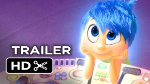 Inside Out. Photo source: Inside Out Official Trailer #2 (2015) - Disney Pixar Movie HD