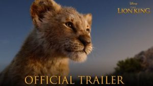 The Lion King (2019). Photo source: The Lion King Official Trailer