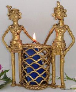 Indian Tribal Art: Dokra