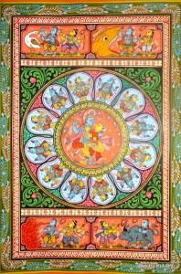 Indian Art Form: Pattachitra