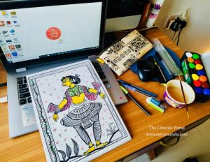 Exploring the world of Pattcharitra art.