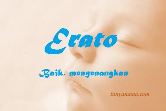 Arti Nama Erato Dan Rangkaian Namanya