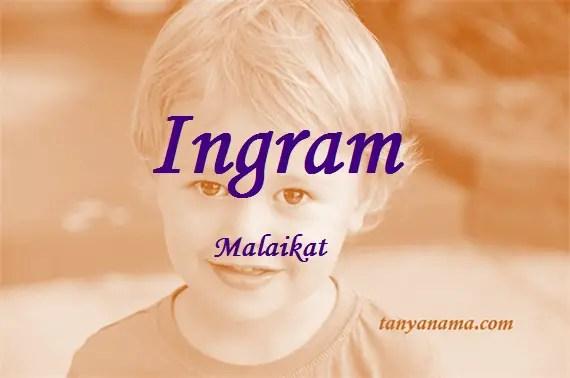arti nama Ingram