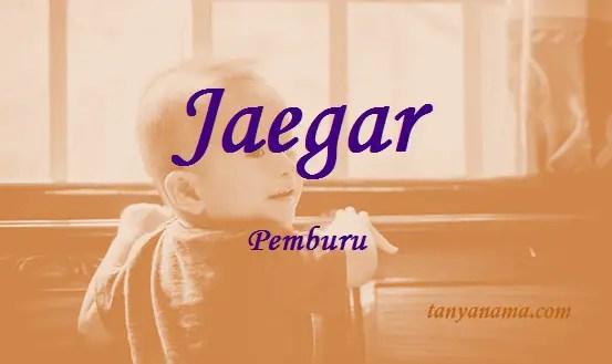 arti nama Jaegar