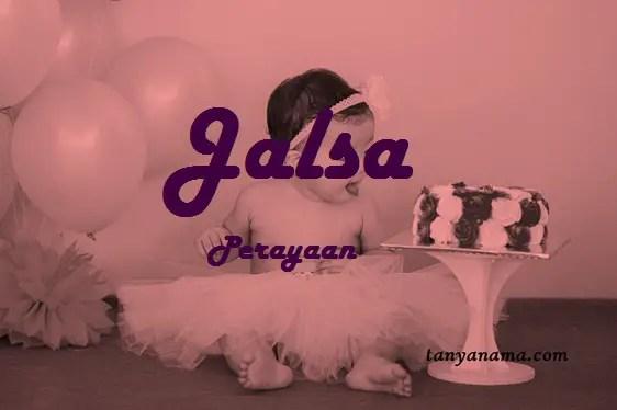 arti nama Jalsa