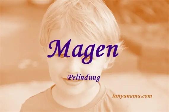 arti nama Magen