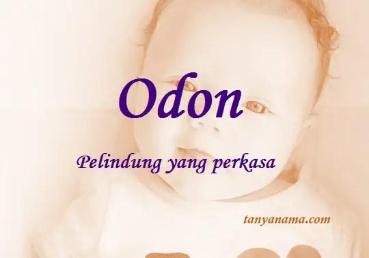 arti nama Odon