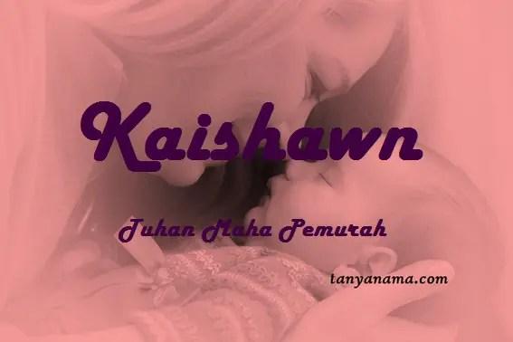 arti nama Kaishawn