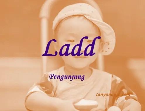 arti nama Ladd