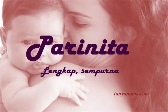 arti nama Parinita