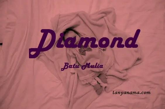 arti nama Diamond