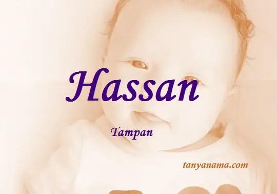 arti nama Hassan