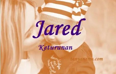 arti nama Jared