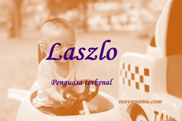 arti nama Laszlo