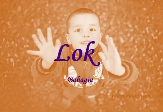 arti nama Lok
