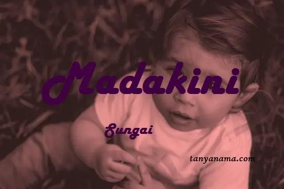 arti nama Madakini