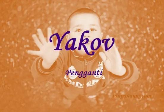 arti nama Yakov
