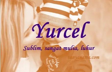 arti nama Yurcel