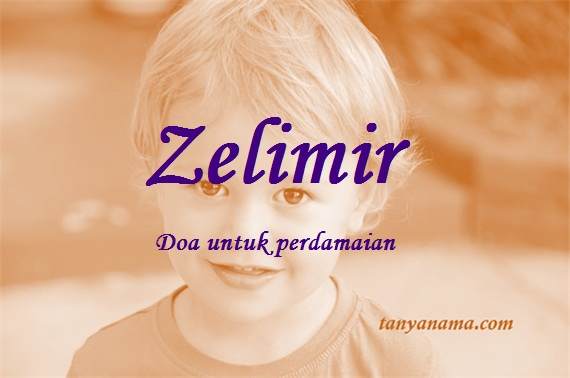 arti nama Zelimir