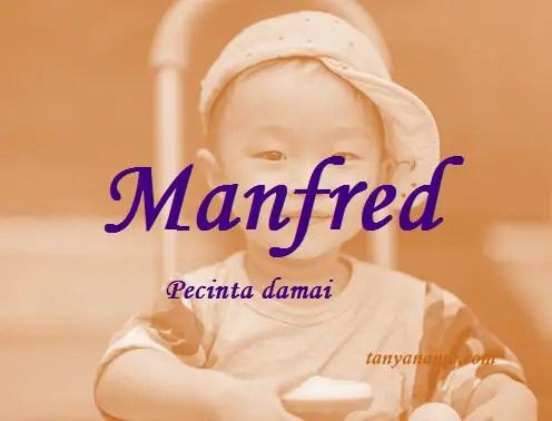 arti nama Manfred