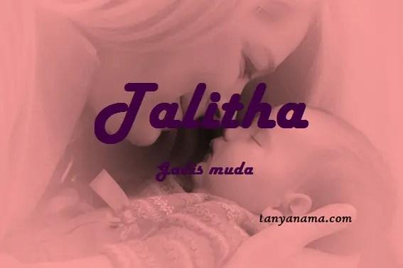 arti nama Talitha