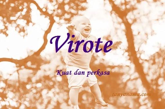 arti nama Virote