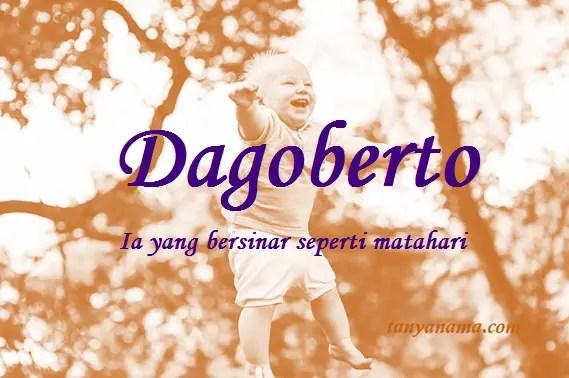 arti nama Dagoberto