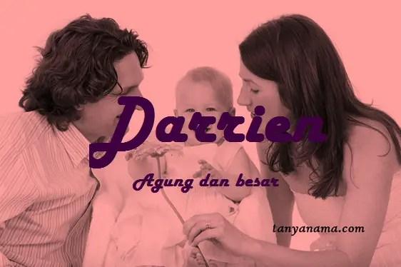 arti nama Darrien