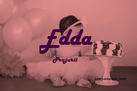 arti nama Edda