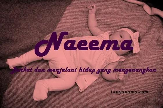 arti nama Naeema