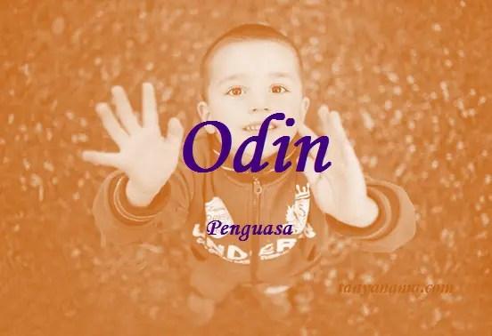 arti nama Odin
