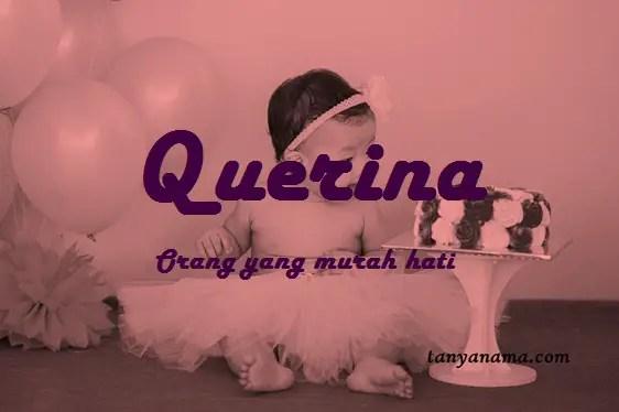 arti nama Querina