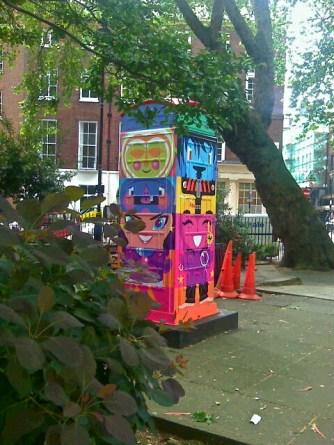 London Totem
