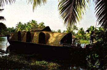 houseboat, backwaters, Kerala