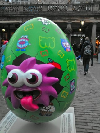 IGGY Egg by Moshi Monsters