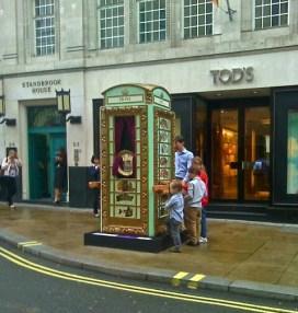 The Royal Box by Che Frantz