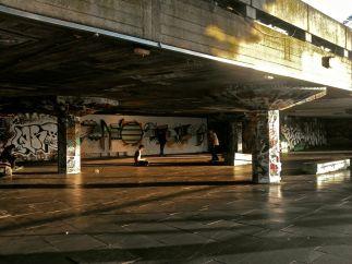 Southbank skatepark Sept 13