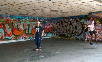 Southbank skatepark (02/08/13)