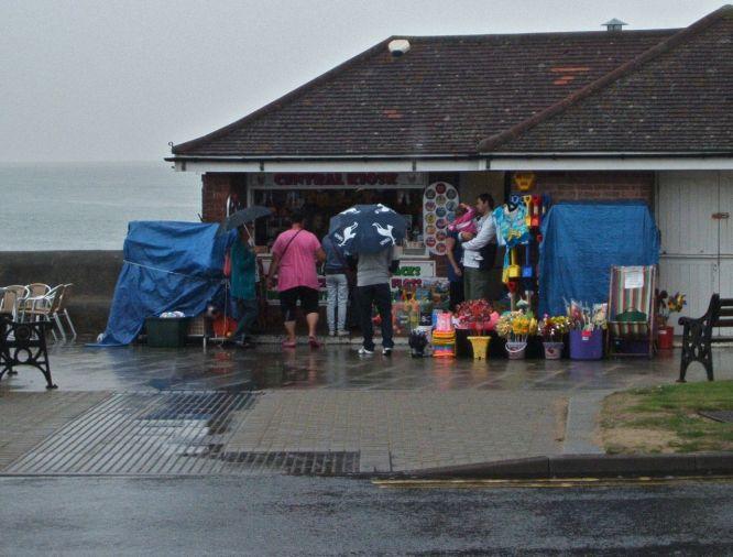 Seaside Kiosk, Walton-on-the-Naze