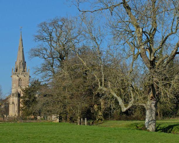 Corsham Church, Wiltshire