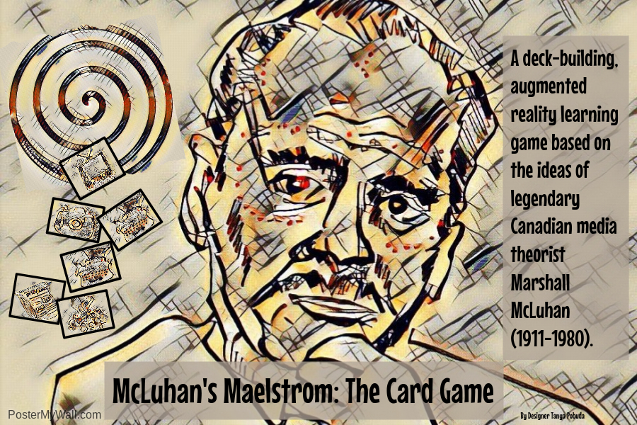 McLuhans Maelstrom Card Game (3)