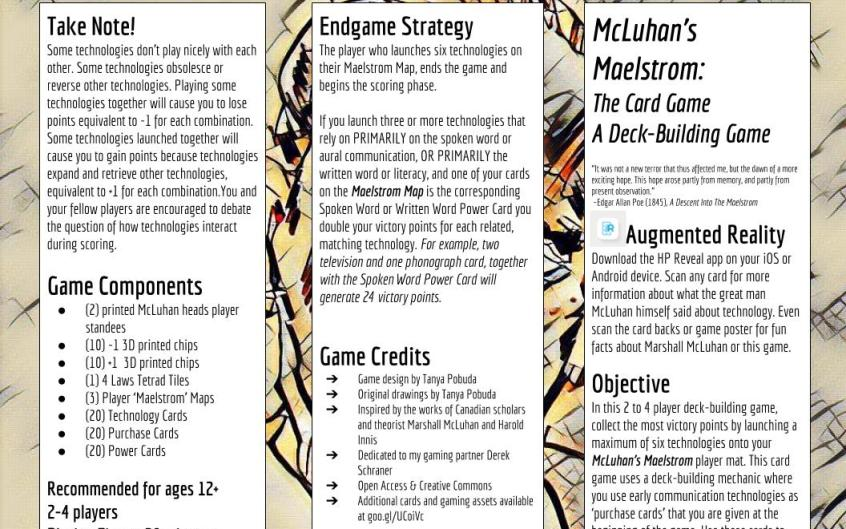 An image of the game rules.
