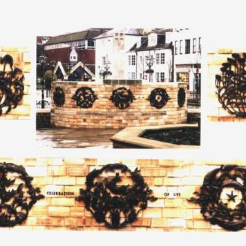 Horsham reliefs