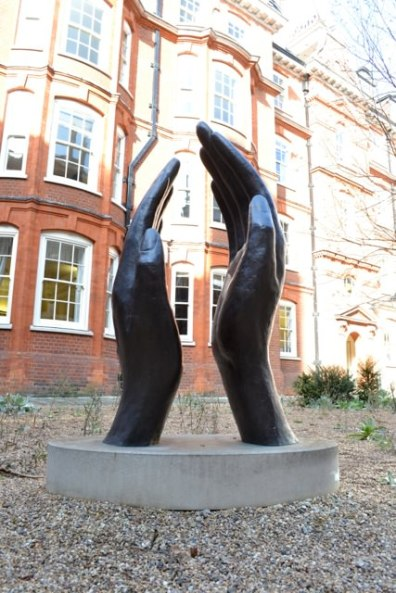 The Hands of Justice - Tanya Russell Sculpture-2