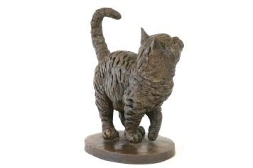 Cat 2 - Tanya Russell Sculpture